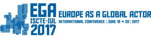 Call for Papers – International Conference on Europe as a Global Actor