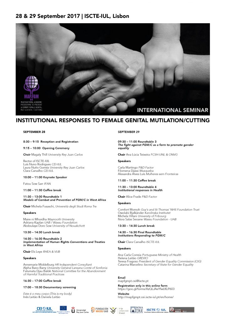 Institutional Responses to Female Genital Mutilation/Cutting