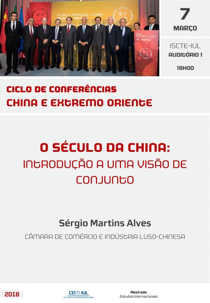O Século da China: Introdução a uma Visão de Conjunto