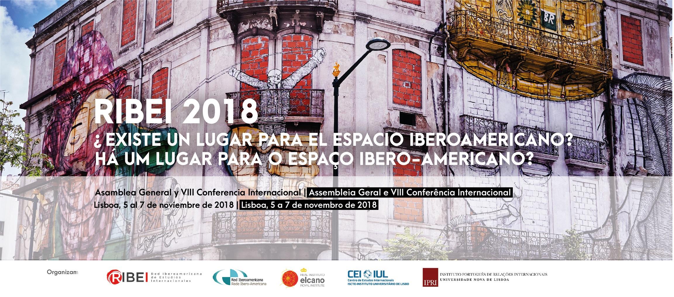 VIII Conferência Internacional RIBEI   Há Lugar para o Espaço Ibero-Americano?