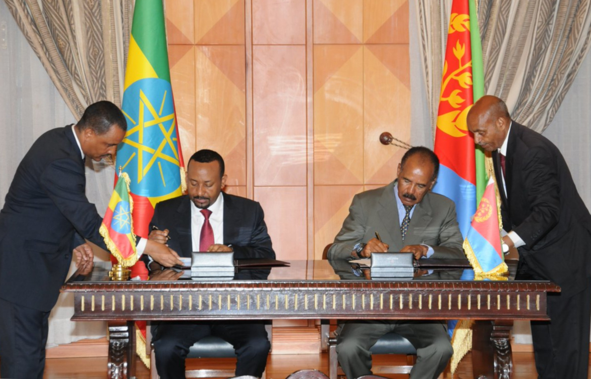 Is the Cold War in the Horn of Africa Finally Over? The Rapprochement between Ethiopia and Eritrea