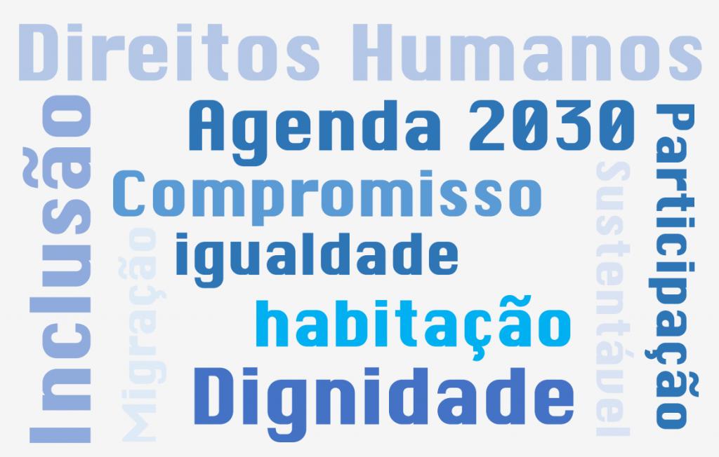 """Inscreva-se para assistir ao curso """"Garantir os Direitos Humanos: jovens e a problemática da habitação"""""""