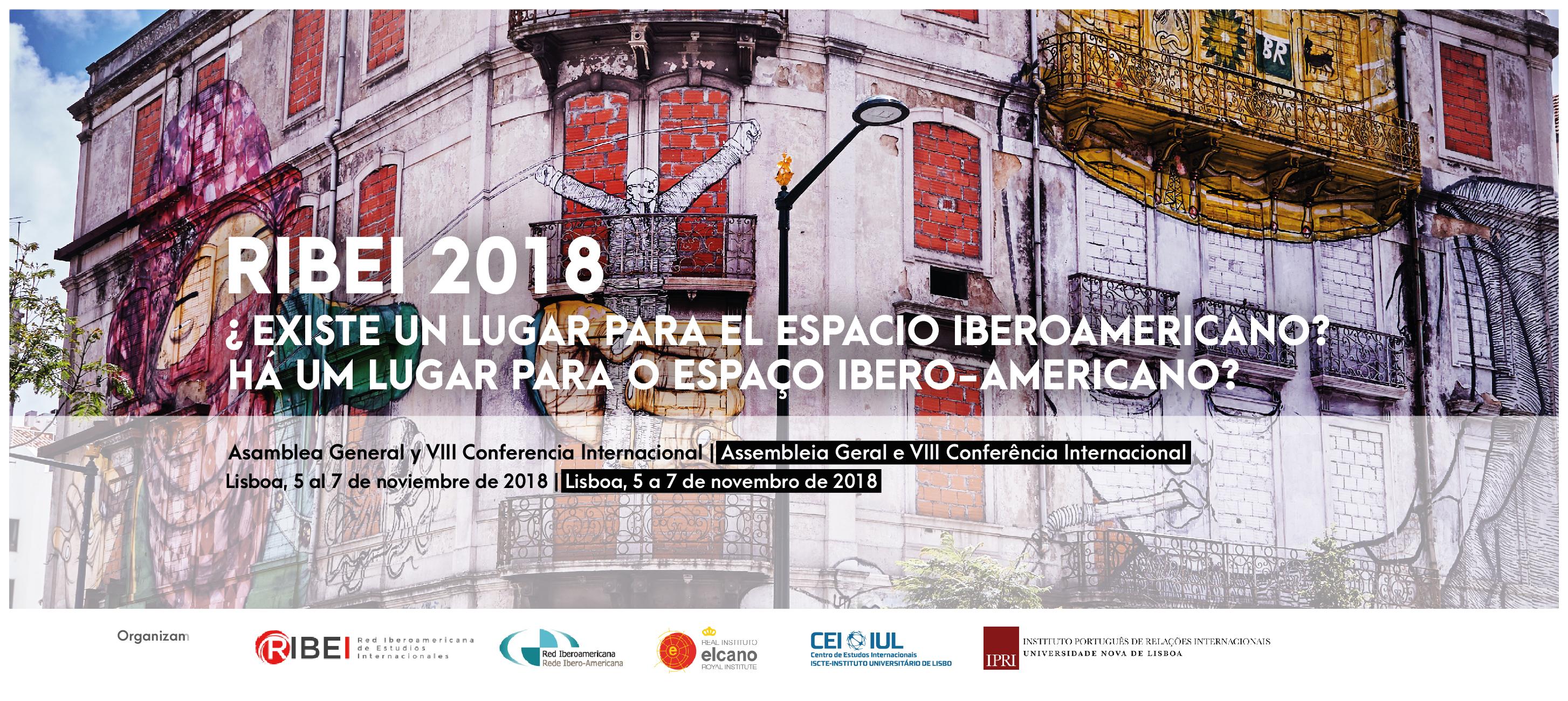 VIII Conferência RIBEI decorre em novembro no ISCTE-IUL