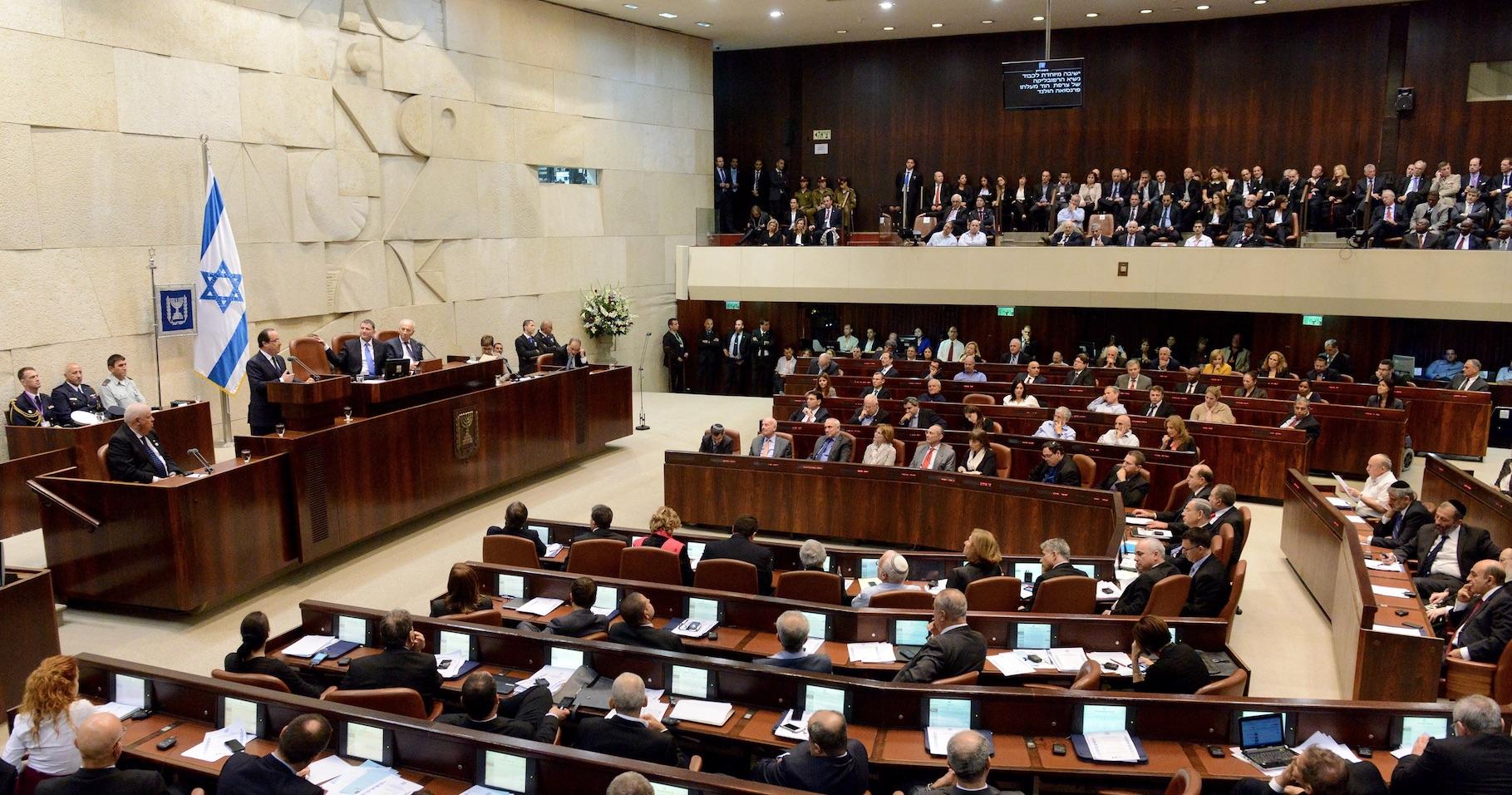Giulia Daniele comenta a nova lei aprovada no Parlamento de Israel [EN]