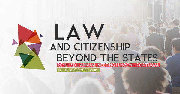 "Marta Patrício, investigadora do CEI-IUL, irá participar na conferência ""Law and Citizenship Beyond The States"""