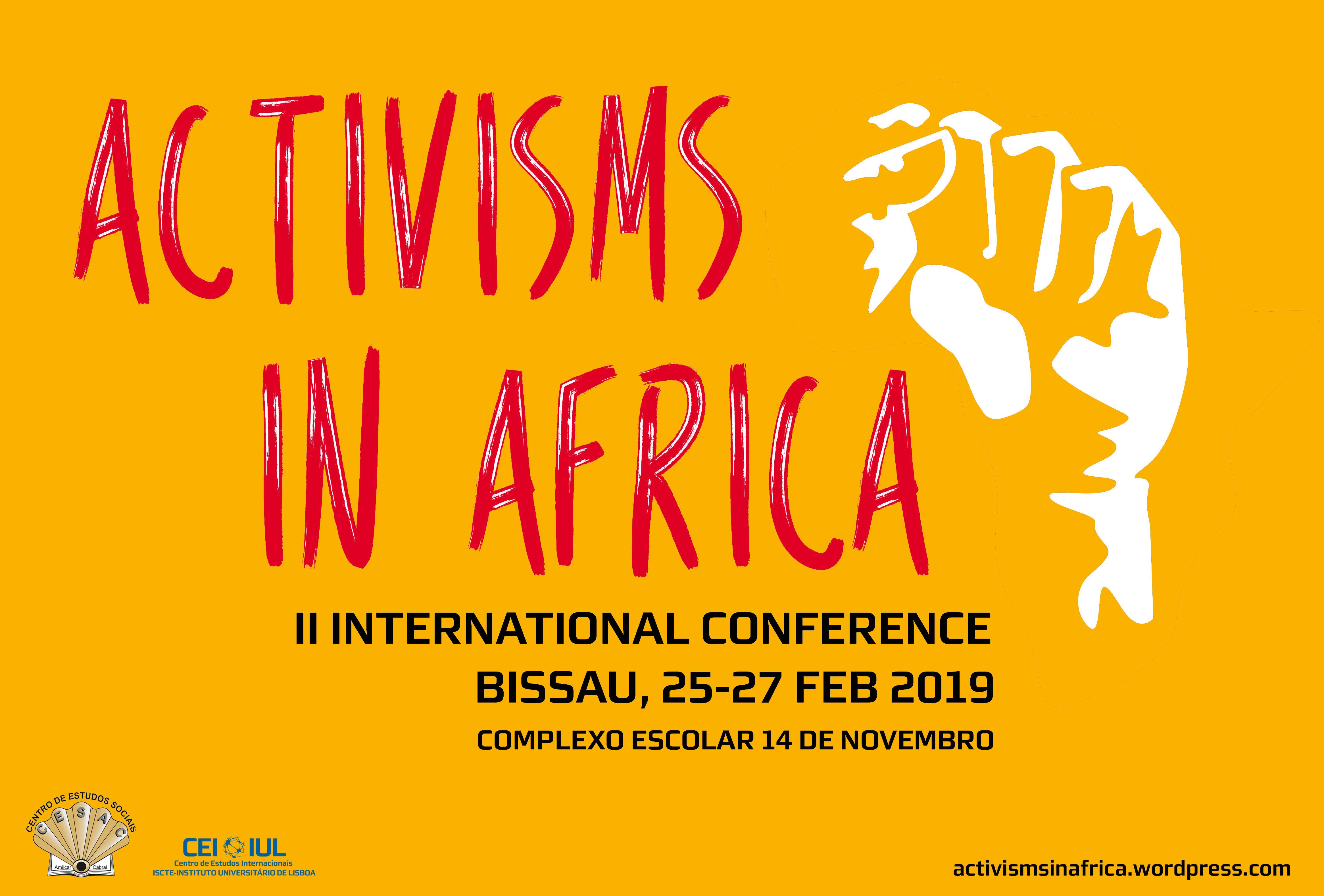 Activisms in Africa