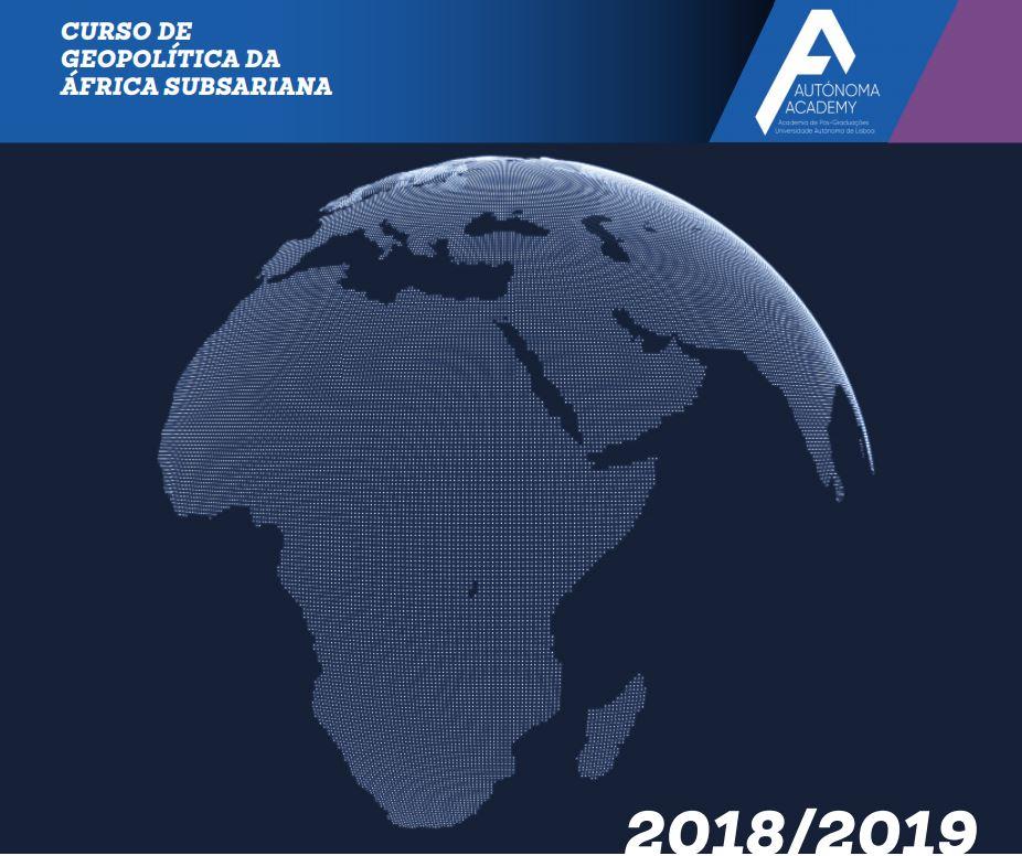 CURSO DE GEOPOLÍTICA DA ÁFRICA SUBSARIANA