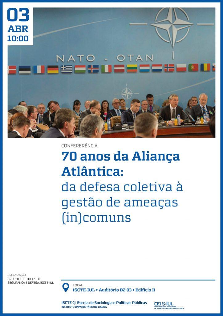 Aniversário 70 anos NATO