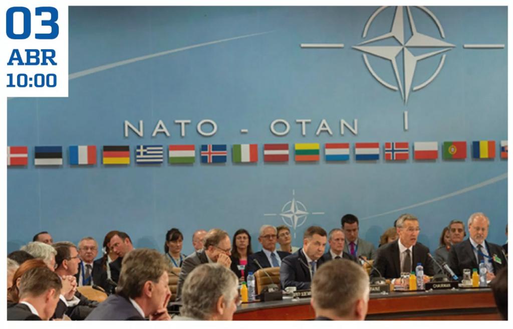 3 ABR | 70 anos Aliança Atlântica: da defesa colectiva à gestão de ameaças (in)comuns