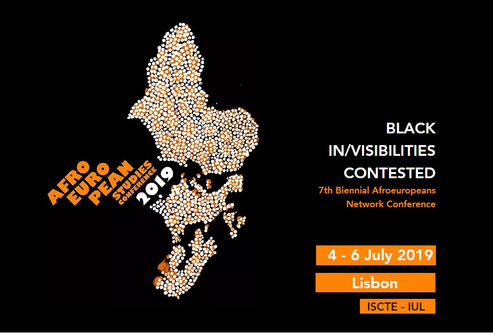"7th Biennial Conference Network Afroeuropeans ""Black In/Visibilities Contested"""