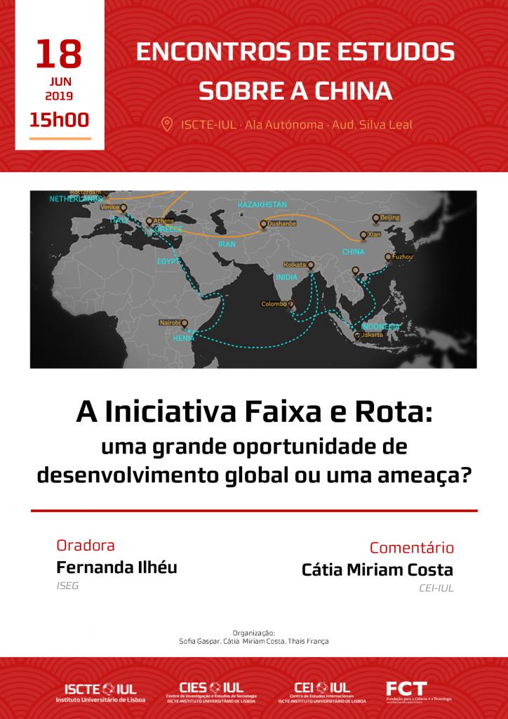 A Iniciativa Faixa e Rota: uma grande oportunidade de desenvolvimento global ou uma ameaça?