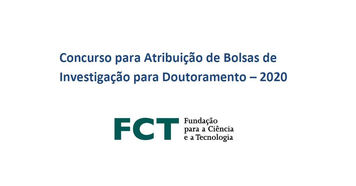 CEI alarga prazo de manifestações de interesse para bolsas PhD FCT