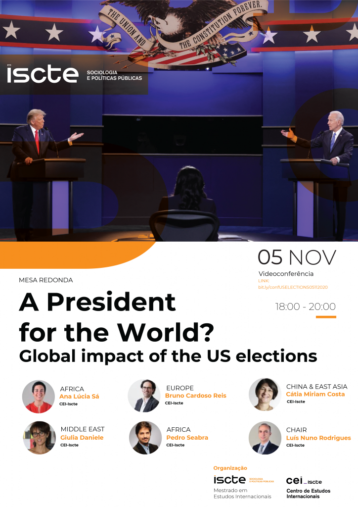 APresident for the World? Global impact of the US elections