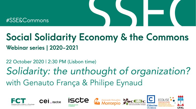 Solidarity: the unthought of organization?